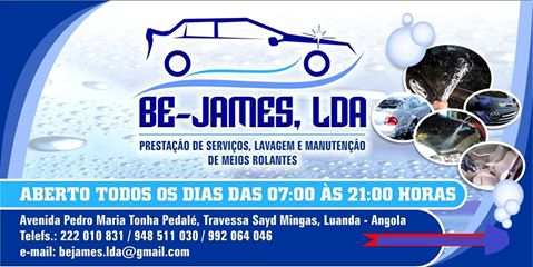 BE-JAMES